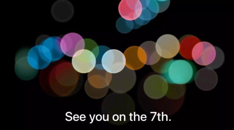 Apple iPhone 7 uinodiging