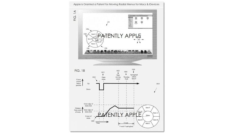 Apple-patent-radial-menu