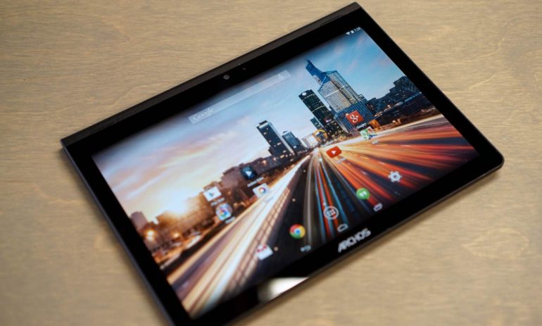 Archos-101-Oxygen-review-design