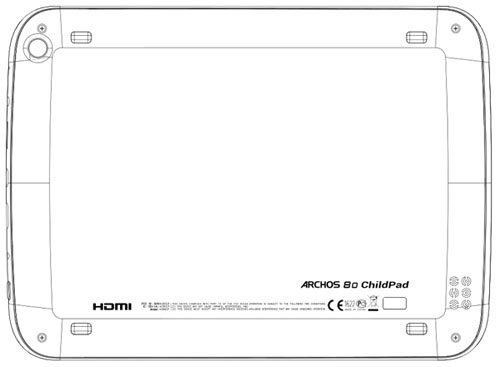 Archos-80-Childpad-fcc
