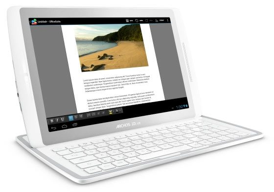 Archos G10 101 XSArchos 101 G10 XS reviews: Tablet met potentie maar niet perfect