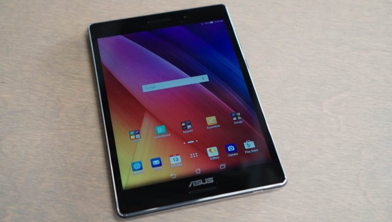 Asus ZenPad S 8.0-review-design