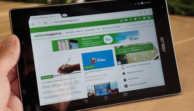 Asus ZenPad S 8.0-review-display