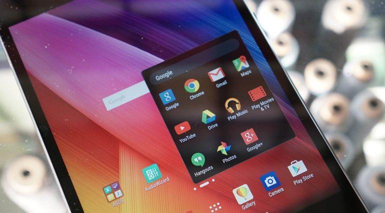 Asus ZenPad S 8.0-review-software