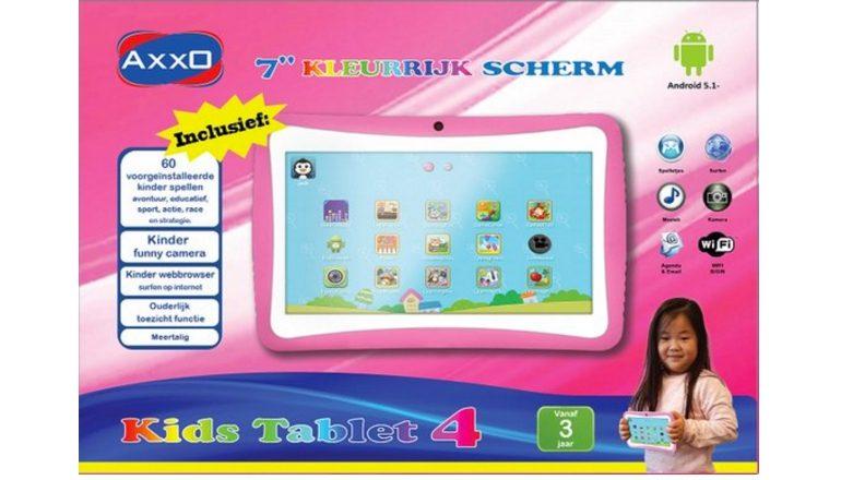 Axxo Kids Tablet