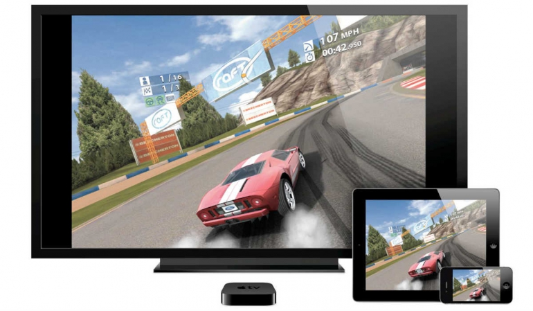 Image iPad to TV Apple TV 770x449 your iPad as console: the best games and accessories
