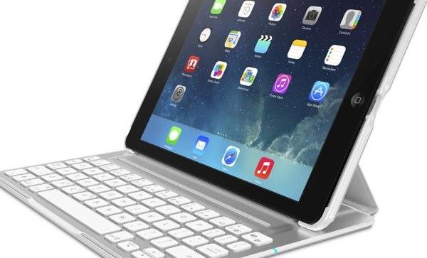 Belkin lanceert Qode Ultimate Pro-toetsenbord voor iPad Air ...