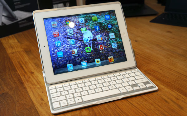 Review Belkin Ultimate Etui Keyboard Case Voor De Ipad