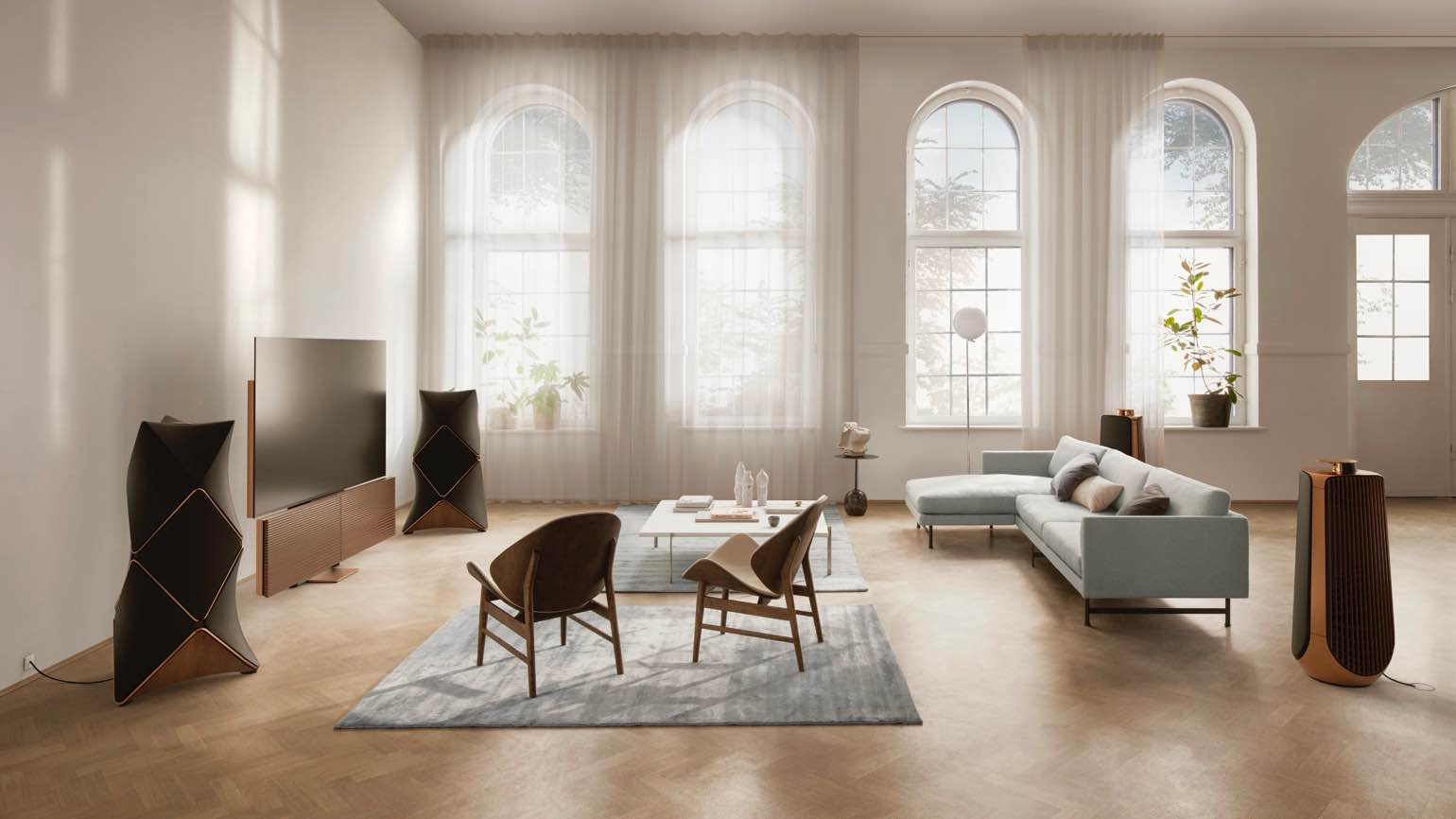 Bang & Olufsen voegt 88-inch 8K oled tv aan Beovision Harmony-serie toe