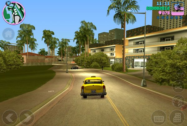 Besturing-GTA-Vice-City