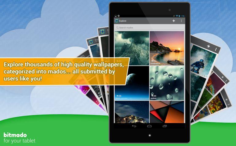Bitmado-Android-app