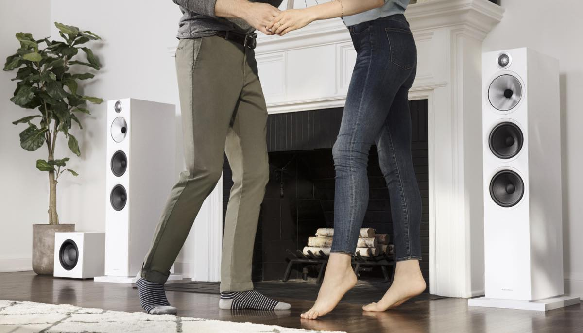 bowers wilkins lanceert nieuwe 600 serie luidsprekers homecinema magazine. Black Bedroom Furniture Sets. Home Design Ideas