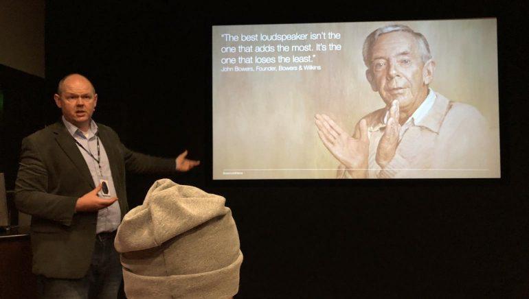 Op bezoek bij Bowers & Wilkins - waar de audiobeleving