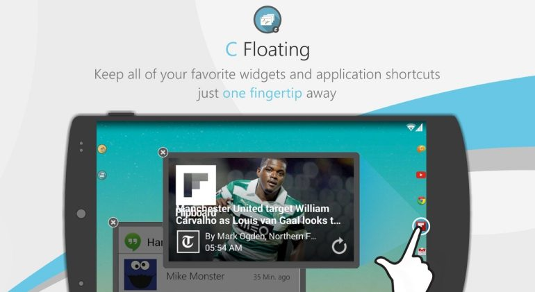 C-Floating-apps