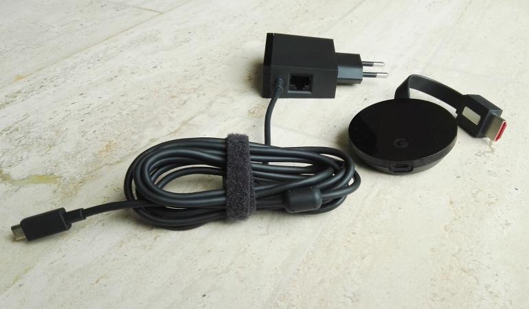 Review Google Chromecast Ultra Stream In 4k En Hdr
