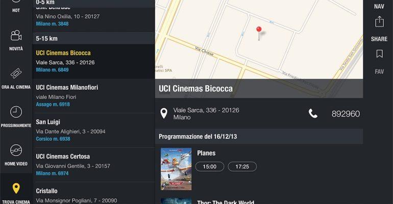 Cintetrailer Cinema