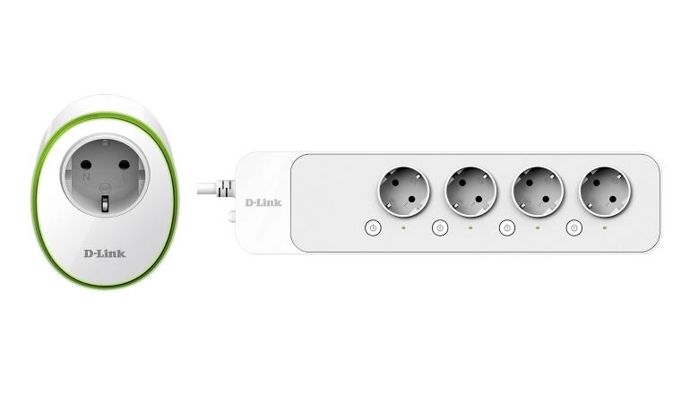 D-Link Smart Plug en Power Strip