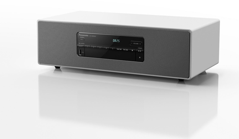 Panasonic vernieuwt aanbod van DAB+ radio's voor thuis en onderweg