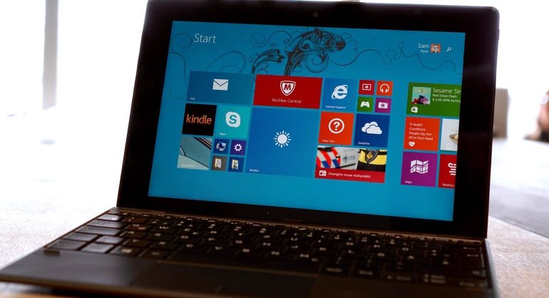Dell-Venue-10-pro-review-software