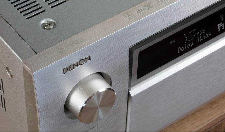 Review: Denon AVC-X8500H - 13 2-kanaals av-receiver