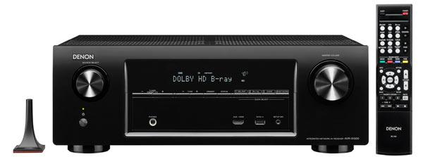 Denon-AVR-X1000