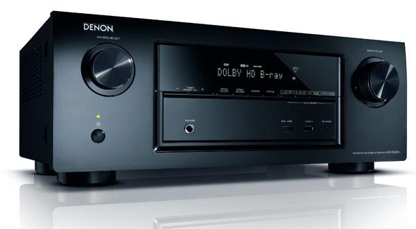 Denon-AVR-X2000