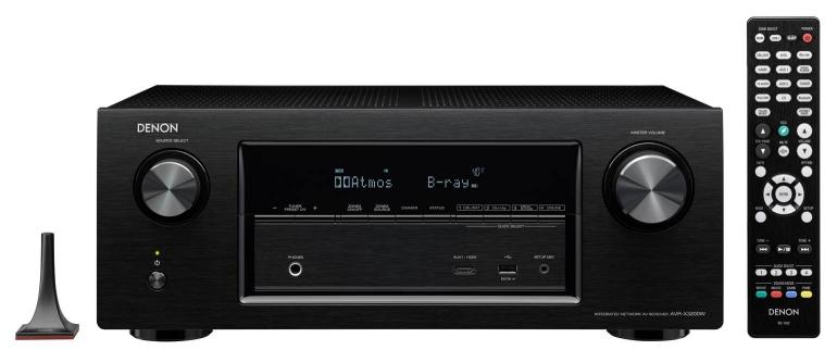 Denon-AVR-X3200W-1