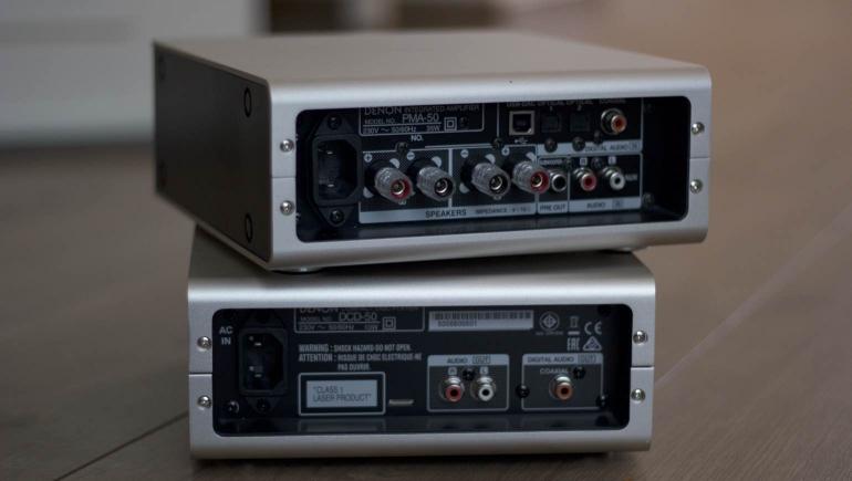Denon-DCD-50-PMA-50-3