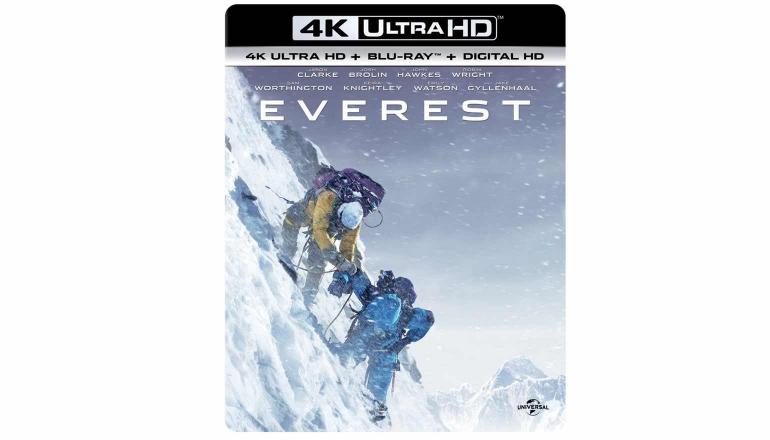 Everest-Ultra HD Blu-ray