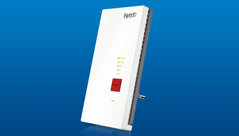 AVM introduceert FRITZ!Repeater 2400 voor een beter wifi-bereik