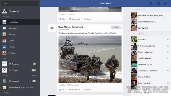 Facebook-Windows-8-1