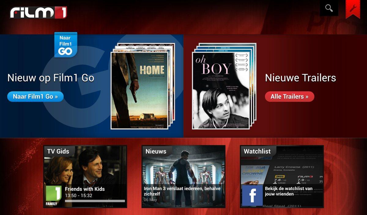 UPC introduceert Film1 GO voor tablet, smartphone, laptop ...
