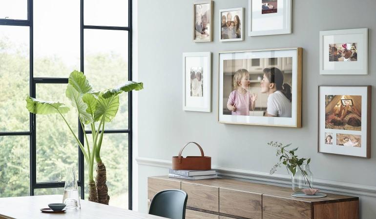 Samsung The Frame tv eind mei te koop in Europa | Homecinema Magazine