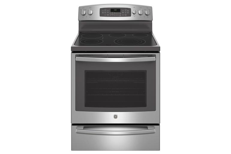 GE Appliances slim fornuis