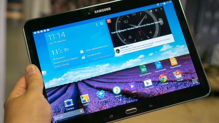 Galaxy-Tab-4-review-software