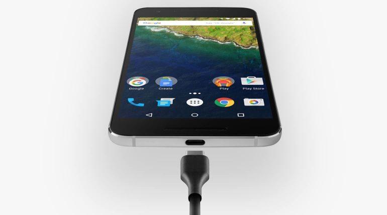 Google-Nexus-6P-opladen