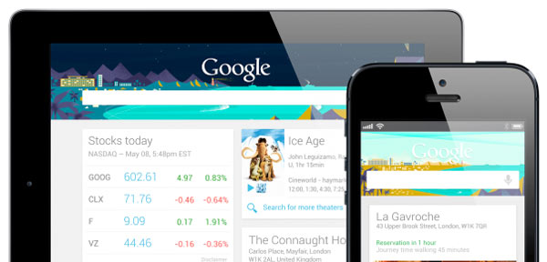 Google Now 2Google Now iOS now available for iPhone and iPad