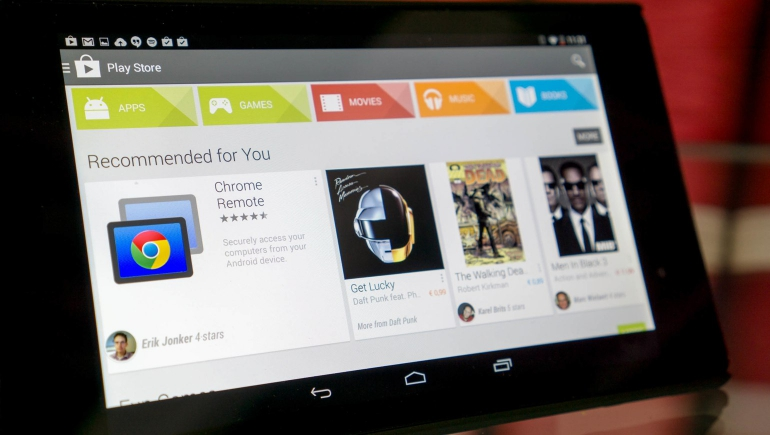 Google-Play-Store-tablet