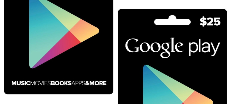 Google-Play-cadeaukaart