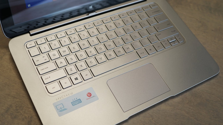 HP-Spectre-13-x2-review-keyboard