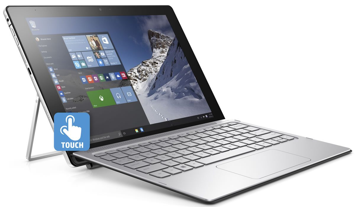 HP Spectre x2 front