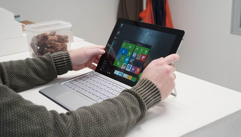 de beste windows 10 tablets van dit moment winter 2015. Black Bedroom Furniture Sets. Home Design Ideas