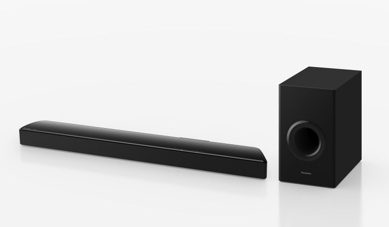 Panasonic 2017 soundbars