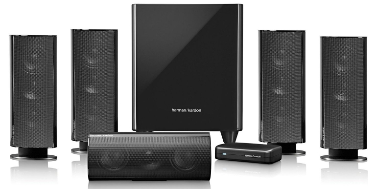 Harman-subwoofer-set