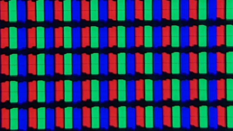 Hisense 65U8GQ pixels
