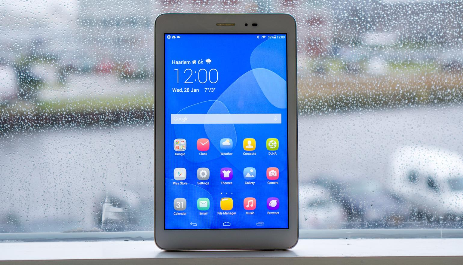 Review: Betaalbare Honor T1 Android tablet