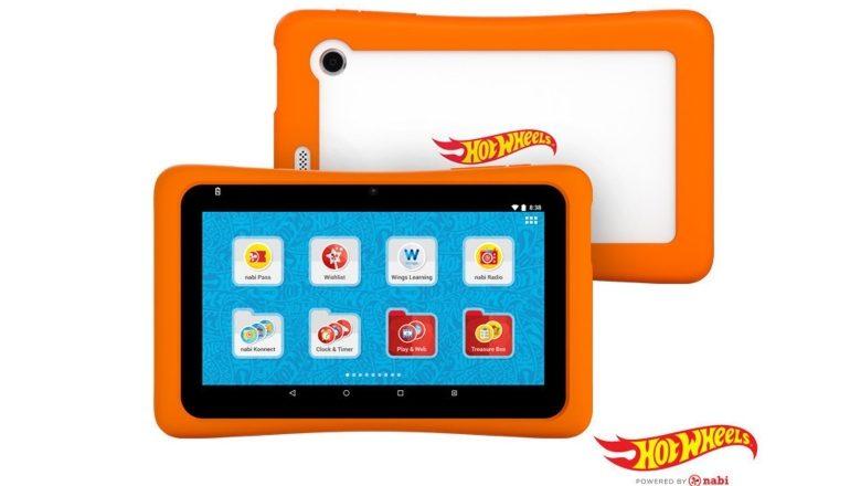 Hot Wheels Tablet
