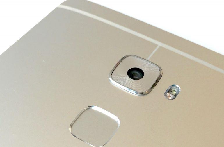 Huawei Mate S - Achterkant