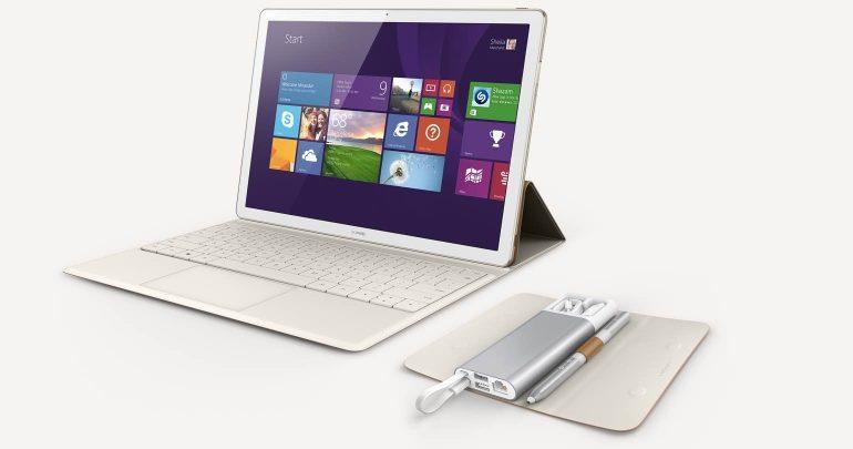 Huawei-MateBook-met-dock