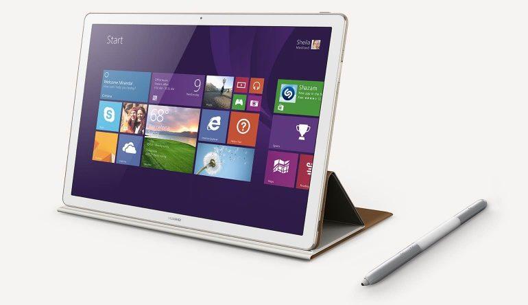 Huawei-MateBook-met-pen